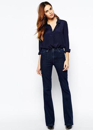 Идеальные брендовые джинсы клеш
