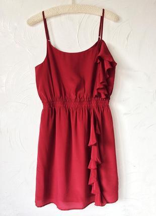 Платье шёлковое,  love 21 ❤️