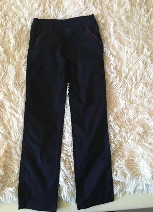Чёрные штаны для мальчика