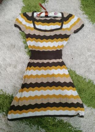 Платье демисезон