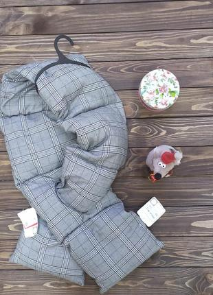 Стильный шарф одеяло