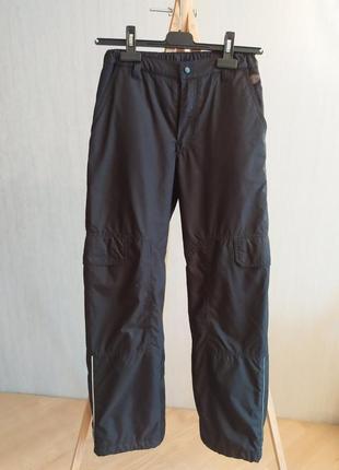 Зимние теплые брюки r e i m a класич.на 152 рост