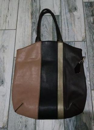 Шикарная большая сумка куплена в италии