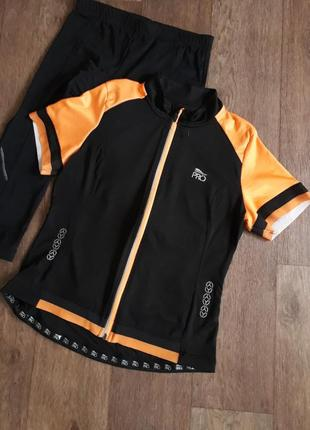 Велокофта футболка велоджерси crivit sports pro германия