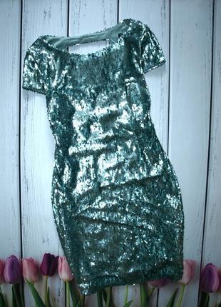 Шикарное платье zara , размер м, л