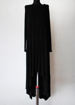 Длинное платье макси в пол cos