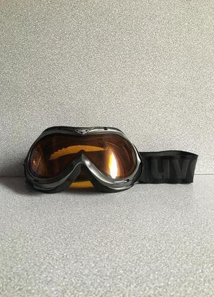 Лыжные очки uvex hurricane