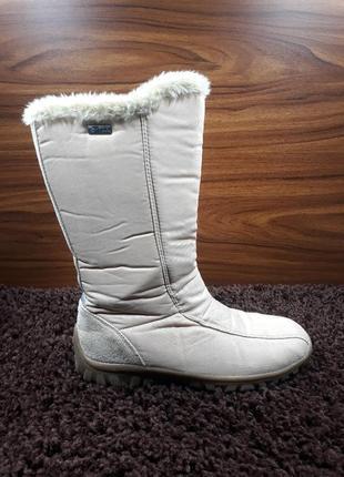Зимние женские ботинки сапоги непромокаемые жіночі зимові чоботи черевики