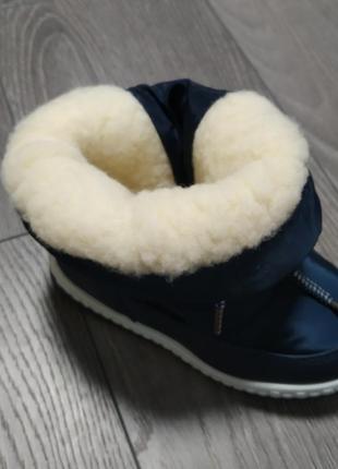 Всеми любимые зимние термо дутики детские👨 👩 унисекс4 фото