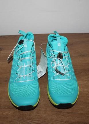 Беговые кроссовки salomon xa enduro, 40 размер