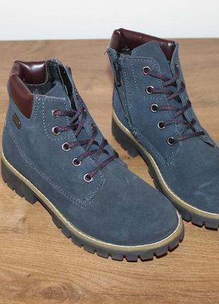 Немецкие термо ботинки bama
