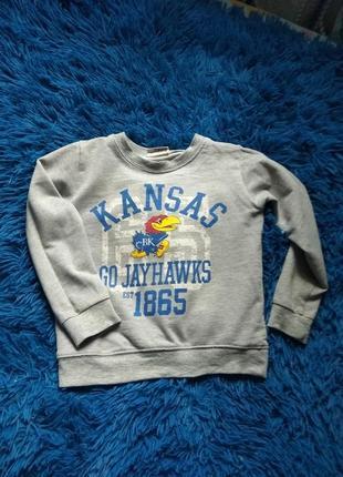Классный свитерок на мальчика 6 - 7 лет