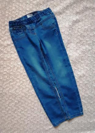 Ovs джеггинсы джинсы скинни скини узкие на резинке