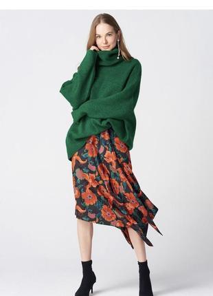 Зелёный свитер dilvin2 фото