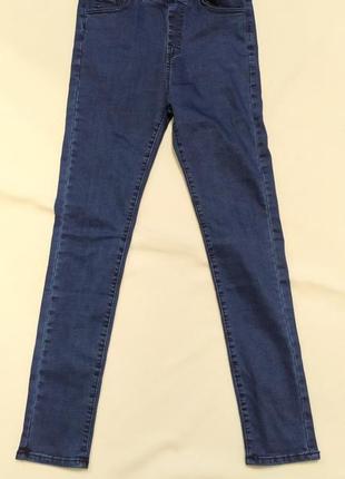 Шикарные джинсы,  скины на флисе😍