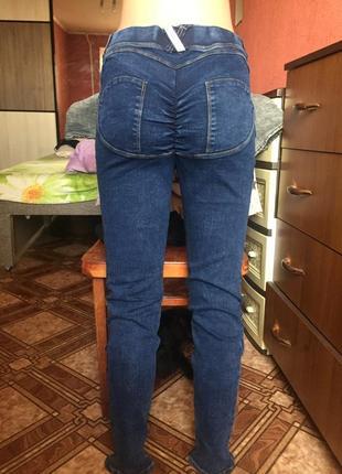 Джинсы, штаны джинсовые