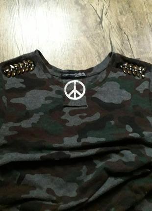 Очень красивая футболка