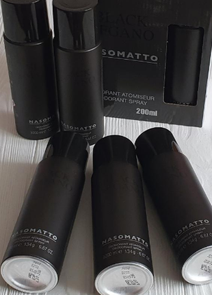 Nasomatto black afgano дезодорант 200 мл