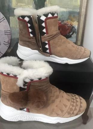 Зимние ботиночки ash