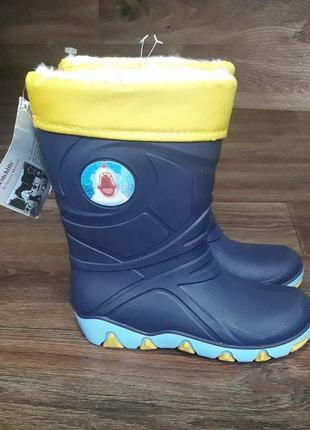 Гумові чоботи / резиновые сапоги lupilu