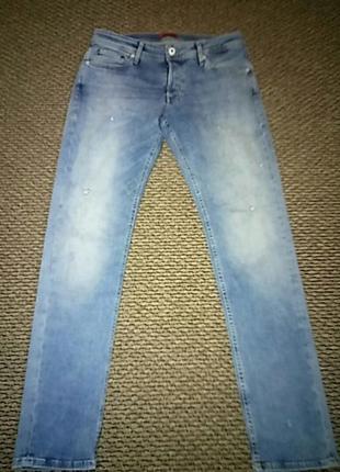 Чоловічі завужені джинси