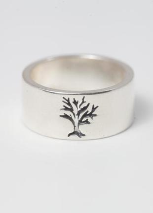 """Серебряное кольцо """"древо жизни"""". gatojewelry"""