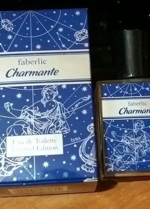 Туалетная вода женская charmante от faberlic