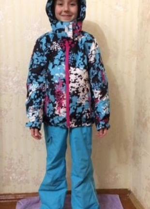 Срочно!зимний костюм комбинезон куртка reima