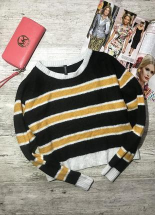 Стильный свитер h&m, m, l