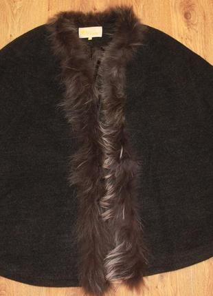 Пальто накидка кейп alice 38-40р.