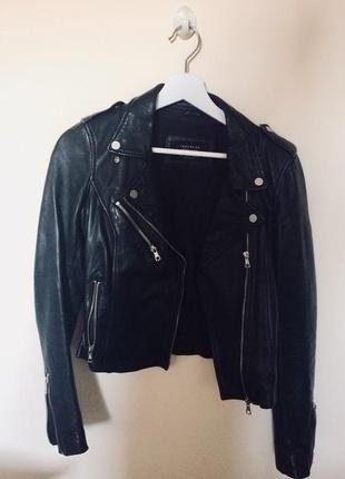 Zara trafaluc authentic leather