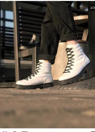 Обувь,ботинки кожанные, шкіряне взуття