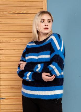 Джемпер пуловер свитер мохер шерсть премиум качество от h&m новая коллекция! размеры6 фото