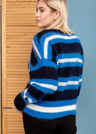 Джемпер пуловер свитер мохер шерсть премиум качество от h&m новая коллекция! размеры8 фото