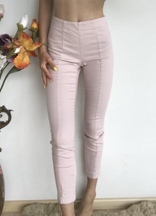 Джинси брюки h&m висока талія🌸