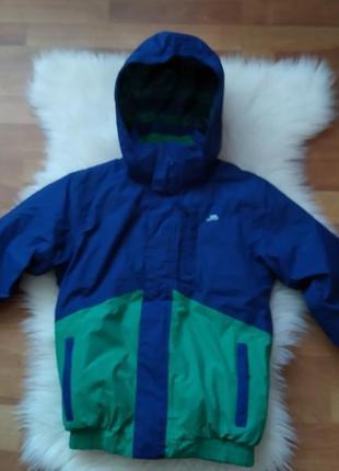 Термо стійка лижна куртка