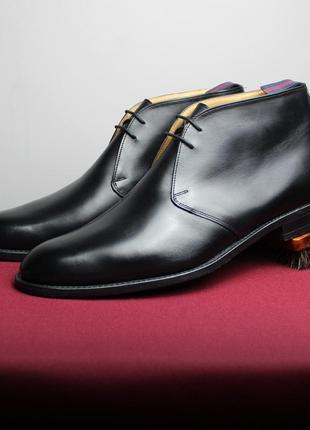 Ботинки чукка sanders (англия)