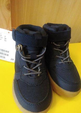 Ботинки h&m, англия