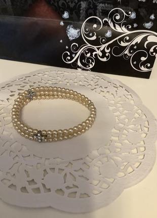Бижутерия/ браслет жемчужины