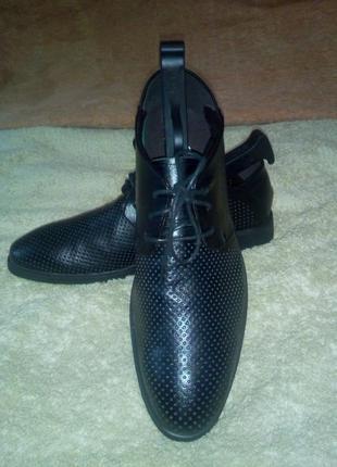 Кожаные туфли xinbun корея