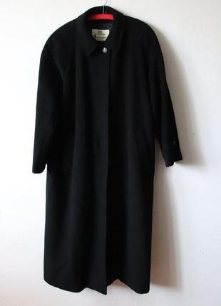 Пальто aquascutum шерсть кашемир