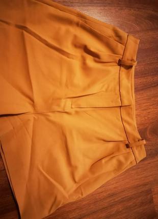 Шерстяные костюмные шорты