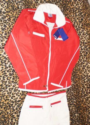 Спортивный костюм reebok: куртка и штаны