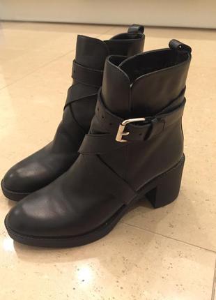 Зимние ботинки kachorovska