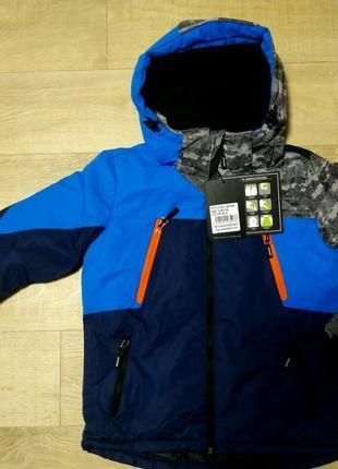 Зимняя куртка на мальчика 152-158