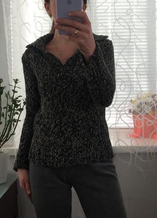 Вязаный свитер, кофта