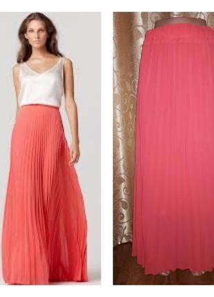 🌺🎀🌺красивая женская длинная плиссированная юбка pedossa🔥🔥🔥