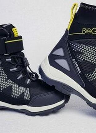Термосапожки ботинки фирмы b&g