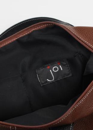 Итальянская кожаная сумка joi fossil liebeskind vera pelle5 фото