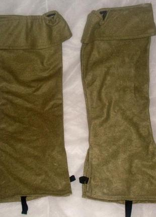 Маскарадные тканевые сапоги